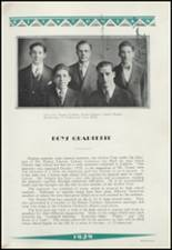 1929 Clinton High School Yearbook Page 86 & 87