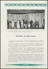 1929 Clinton High School Yearbook Page 88 & 89