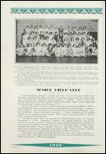 1929 Clinton High School Yearbook Page 90 & 91