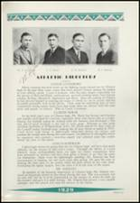 1929 Clinton High School Yearbook Page 96 & 97