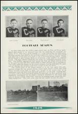 1929 Clinton High School Yearbook Page 98 & 99