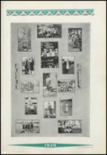 1929 Clinton High School Yearbook Page 144 & 145