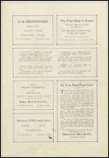 1929 Clinton High School Yearbook Page 166 & 167