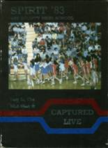 1983 Yearbook Jay County High School