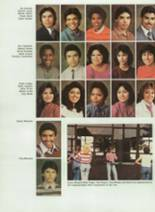 1984 Roosevelt High School Yearbook Page 18 & 19