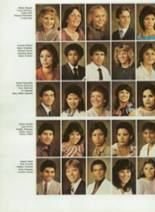 1984 Roosevelt High School Yearbook Page 22 & 23