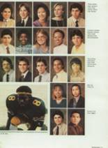 1984 Roosevelt High School Yearbook Page 24 & 25