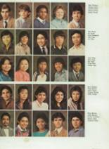 1984 Roosevelt High School Yearbook Page 32 & 33