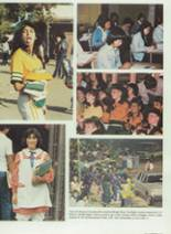 1984 Roosevelt High School Yearbook Page 42 & 43