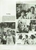 1984 Roosevelt High School Yearbook Page 44 & 45