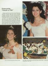 1984 Roosevelt High School Yearbook Page 50 & 51