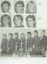 1984 Roosevelt High School Yearbook Page 86 & 87
