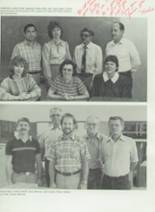 1984 Roosevelt High School Yearbook Page 100 & 101