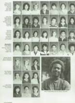 1984 Roosevelt High School Yearbook Page 124 & 125