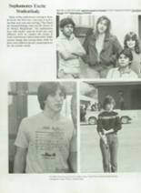 1984 Roosevelt High School Yearbook Page 128 & 129