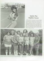 1984 Roosevelt High School Yearbook Page 188 & 189
