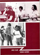 1981 Columbia High School Yearbook Page 14 & 15
