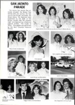 1981 Columbia High School Yearbook Page 38 & 39