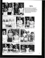 1981 Columbia High School Yearbook Page 44 & 45