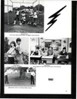 1981 Columbia High School Yearbook Page 48 & 49