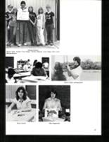 1981 Columbia High School Yearbook Page 50 & 51