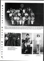1981 Columbia High School Yearbook Page 54 & 55
