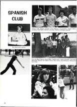 1981 Columbia High School Yearbook Page 62 & 63
