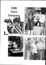 1981 Columbia High School Yearbook Page 74 & 75