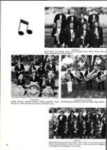 1981 Columbia High School Yearbook Page 82 & 83