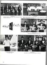 1981 Columbia High School Yearbook Page 84 & 85