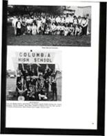 1981 Columbia High School Yearbook Page 88 & 89