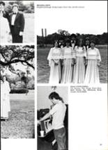 1981 Columbia High School Yearbook Page 90 & 91