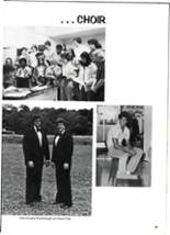 1981 Columbia High School Yearbook Page 92 & 93