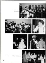 1981 Columbia High School Yearbook Page 98 & 99