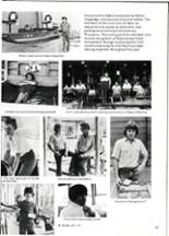 1981 Columbia High School Yearbook Page 100 & 101