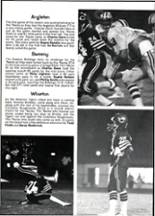 1981 Columbia High School Yearbook Page 136 & 137