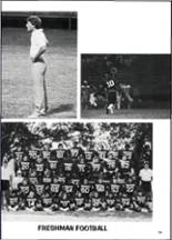 1981 Columbia High School Yearbook Page 142 & 143