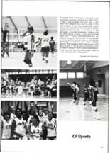 1981 Columbia High School Yearbook Page 148 & 149