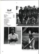 1981 Columbia High School Yearbook Page 150 & 151