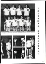 1981 Columbia High School Yearbook Page 152 & 153