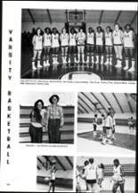 1981 Columbia High School Yearbook Page 154 & 155