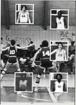 1981 Columbia High School Yearbook Page 156 & 157