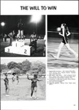 1981 Columbia High School Yearbook Page 164 & 165