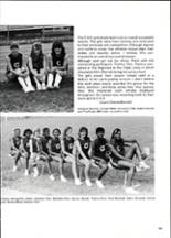 1981 Columbia High School Yearbook Page 166 & 167
