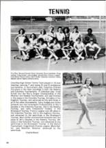 1981 Columbia High School Yearbook Page 168 & 169
