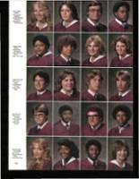 1981 Columbia High School Yearbook Page 182 & 183