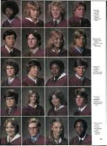 1981 Columbia High School Yearbook Page 184 & 185
