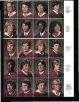 1981 Columbia High School Yearbook Page 186 & 187