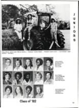 1981 Columbia High School Yearbook Page 196 & 197