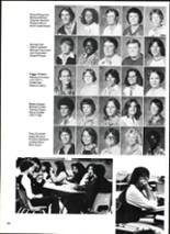 1981 Columbia High School Yearbook Page 198 & 199